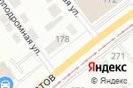 Схема проезда до компании Эволюция в Перми