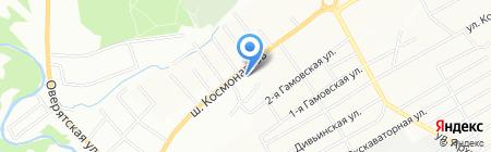 ВРЕМОНТЕ на карте Перми