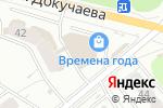 Схема проезда до компании Цыплята по-английски в Перми