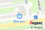 Схема проезда до компании Speak English в Перми