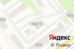 Схема проезда до компании Умка в Перми