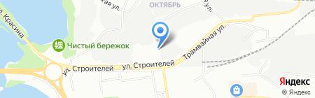 Торговая компания на карте Перми