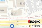 Схема проезда до компании Мировой крепёж в Перми