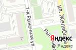 Схема проезда до компании Вдали от жен в Перми