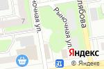 Схема проезда до компании Русские продукты в Перми