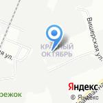 ИНФОР на карте Перми