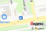 Схема проезда до компании Сеть фирменных киосков по продаже хлебобулочных изделий в Перми