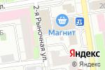 Схема проезда до компании Желябовский в Перми