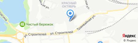 Агробиз на карте Перми