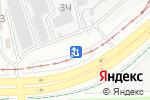 Схема проезда до компании Новое Башкултаево в Перми
