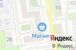 Схема проезда до компании Продленка в Перми