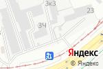 Схема проезда до компании Санспецстрой в Перми