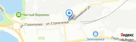 Урал-Трейд на карте Перми