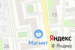 Схема проезда до компании Время Меняться в Перми