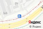Схема проезда до компании Гарант-Д в Перми