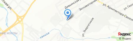 Платежный терминал АКБ Мособлбанк на карте Перми