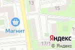 Схема проезда до компании Хмельной Гомер в Перми