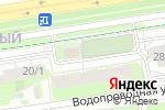 Схема проезда до компании Кубба в Перми