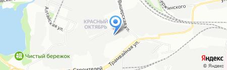 Уралоптторг-М на карте Перми