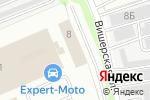 Схема проезда до компании Овсянка в Перми