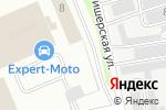 Схема проезда до компании Зодчий в Перми