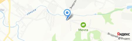 Фарт на карте Перми