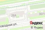 Схема проезда до компании Группа продленного дня в Перми