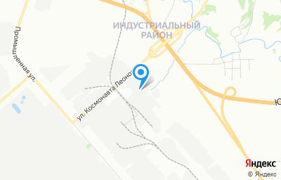 Местоположение на карте пункта техосмотра по адресу г Пермь, ул Промышленная, д 111
