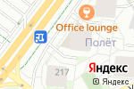 Схема проезда до компании Флайт в Перми