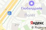 Схема проезда до компании Rrmarket.ru в Перми