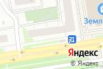 Схема проезда до компании Азбука ремонта в Перми