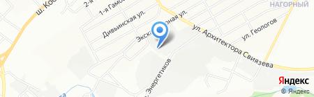 КА-Групп на карте Перми