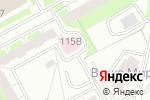 Схема проезда до компании Скорая медицинская помощь в Перми