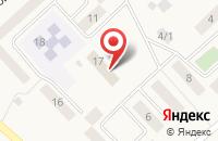 Схема проезда до компании Кабаковская врачебная амбулатория в Кабаково