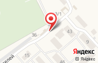 Схема проезда до компании Суши мафия в Кабаково