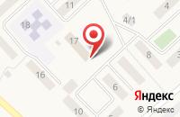 Схема проезда до компании Ресто в Кабаково