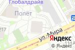 Схема проезда до компании Юничел в Перми