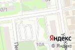 Схема проезда до компании Горшки да пирожки в Перми