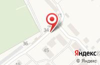 Схема проезда до компании Qiwi в Кабаково