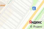 Схема проезда до компании Мир легковых прицепов в Перми