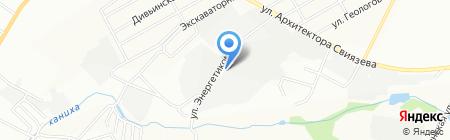 Пермметпром на карте Перми