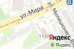 Схема проезда до компании Камский хлеб в Перми