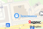 Схема проезда до компании Мелодия здоровья в Перми