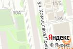 Схема проезда до компании Парикмахерская в Перми