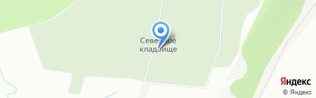 Ксо на карте Уфы