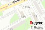 Схема проезда до компании Парикмахерская на ул. Мира в Перми