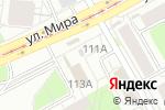 Схема проезда до компании Киоск по продаже яиц в Перми