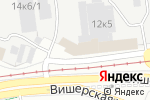 Схема проезда до компании Кармента в Перми