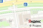 Схема проезда до компании SHAURMA №1 в Перми