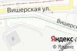 Схема проезда до компании Профита в Перми